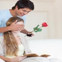 روش ابراز علاقه مرد به زن