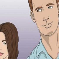 نشانه علاقه مردان به زنان