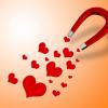 قانون جذب در روابط عشقی