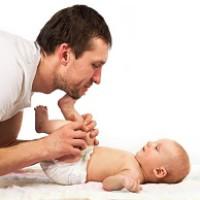 مردان بعد از بچه دار شدن