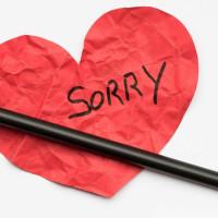عکس نوشته معذرت خواهی از عشقت