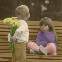 ابراز علاقه غیر مستقیم به دختر
