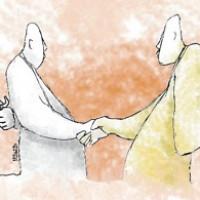 دعا برای ایجاد دشمنی بین دو نفر