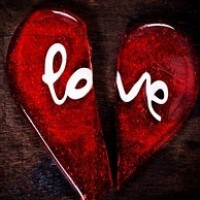 عشق+جدایی=حسرت