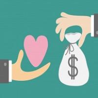 عشق یا پول