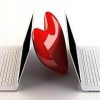 عشق در شبکه های اجتماعی