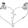 نشانه های طلاق عاطفی
